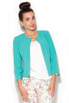 Damen Blazer K179 green