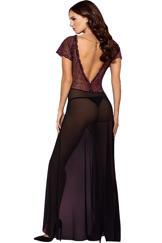 Erotische Kleider für Damen Sedusia gown   AMIATEX.AT